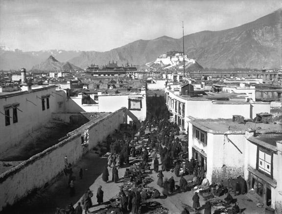 Lhasa 1940s